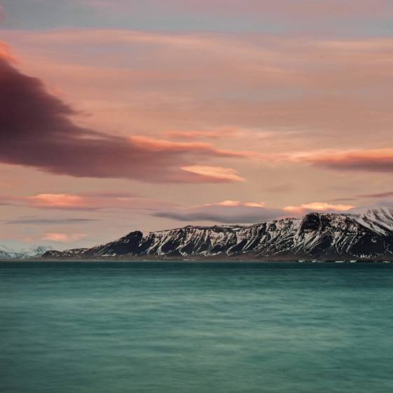 miniatura vuelo a reykjavik