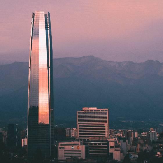 imagen vuelo barato a Santiago de chile